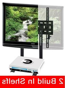Mount World 1024D LCD LED Plasma TV Wall Mount with build in