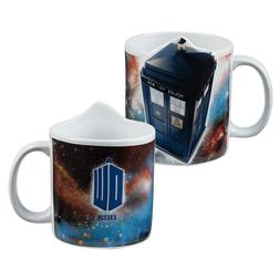 16001 Dr. Who Tardis 3D 20oz Ceramic Mug Coffee Cup Tea Sci