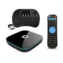 LightSame Smart TV BOX 2GB/16GB/4K Amlogic S905X Quad Core 1