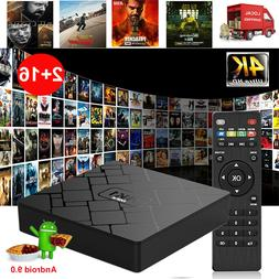 2018 2+16GB Android 8.1.0 Oreo RK3229 Quad Core 4K Smart TV