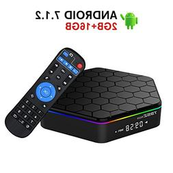2018 Model Android 7.1 TV Box,Z Plus Android TV Box Amlogic
