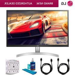 "LG 27"" 4K UHD IPS FreeSync Monitor with HDR 10 2019 Model +"