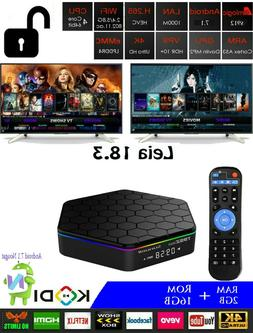 2G/16G T95Z S912 Plus 4K 3D Android 7.1 Core Smart TV Box HD