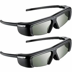 2pc Original Samsung 3D TV Battery Operated Glasses SSG-2100