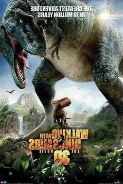 317303 DINOSAURS WALKING WITH 3D MOVIE TV Tyrannosaurus Rex