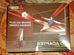 Mitsubishi 3d adapter Starter Kit 3DA-1 select Mitsubishi &