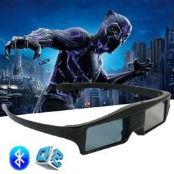 Bluetooth Active 3D Glasses for EPSON Projector Sony Samsung