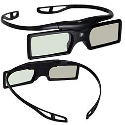 2X 3D RF Glasses for Sony Panasonic Samsung 3D TV , Compati