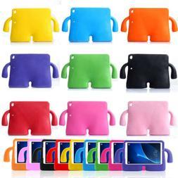 3D Safe Cartoon Kids EVA Foam Handle Cover Case for Apple mi