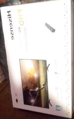 """Hisense 40"""" Class FHD  H3 Series FHD TV No internationally s"""