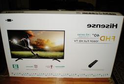 """HISENSE 40"""" FHD NEW in BOX 40EU3000 H3 Series Full HD"""