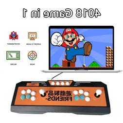 4018 in1 3D Pandora's Box Key Video Games Arcade Consoles fo