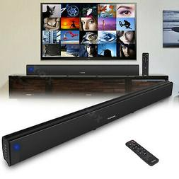 40w 3d sound bar system tv home