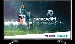 "Hisense 43"" Class FHD  Roku Smart LED TV"