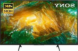 "Sony - 43"" Class - X800H Series - 4K UHD TV - Smart - LED -"