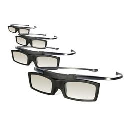 4x OEM 3D Glasses SSG-5100GB 5150G for Samsung 4K UHD Smart