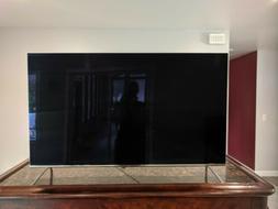 """55"""" KS8000F Flat Smart 4K SUHD TV W Blu-ray 3D **Excellent B"""