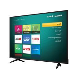"Hisense 65"" Class 4K Ultra HD  HDR Roku Smart LED TV"