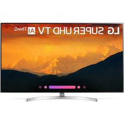 LG 65-Inch 4K UHD Smart LED TV w/ Bluetooth, Wi-Fi, Alexa &