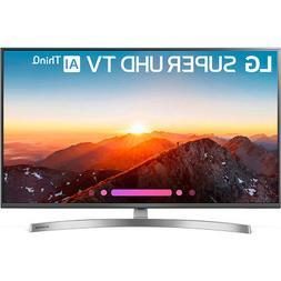 LG 65-Inch 4K Ultra HD Smart LED TV w/ Google Assistant & Al