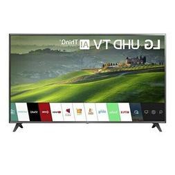 LG 65 Inch LED 4K Ultra HD Smart TV - 65UM6900PUA