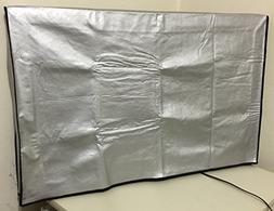 65'' LG 65EC9700 65'' UHD 4K SMART 3D CURVED OLED TV Cover,H