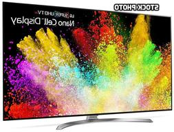 "LG 65SJ8500 65 "" inch 4K Ultra HD Smart LED TV SUHD 120Hz -"