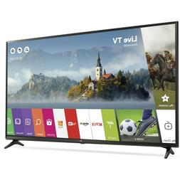 LG 65UJ6300 65-inch UHD 4K Smart LED TV