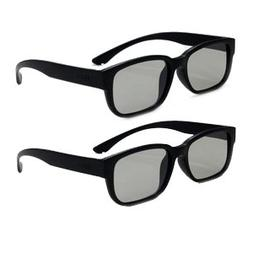 LG 3D Glasses Cinema Passive - 2 Pair
