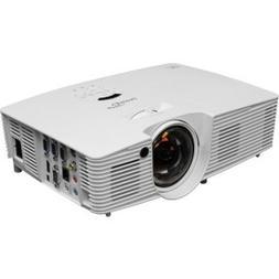 Optoma X316ST 3D Ready DLP Projector - 720p - HDTV - 4:3 - 2