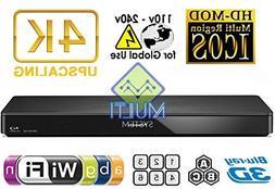 PANASONIC 360 2K/4K Smart Network Multi System Blu Ray Disc