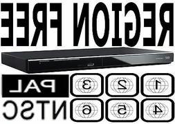 Panasonic DVD-S700-EP-K Region Free DVD Player HDMI PAL NTSC