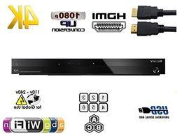 SONY BDP-S7200 Dual Core 2D/3D 2K/4K Multi System Blu Ray Re