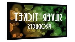 """STR-169120 Silver Ticket 120"""" Diagonal 16:9 4K Ultra HD Read"""