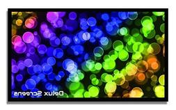 Delux Screens 100 inch 4K/8K Ultra HDR Projector Screen - A