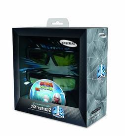 Samsung SSG-P2100T Battery 3-D Glass Kit  - Black