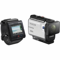 US // Sony FDR-X3000R Action Camera 4K HD Video Action Camco