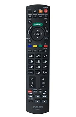 VINABTY NEW Replaced Remote PA902 fits for Panasonic Plasma