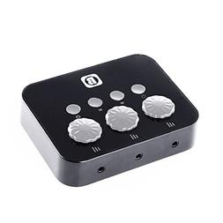 XFUNY Bluetooth 4.0 Transmitter / Receiver, 2-in-1 Wireless