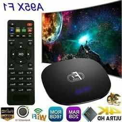 A95X F1 Android 8.1 TV Box Amlogic S905W 4K Quad Core 2G+16G