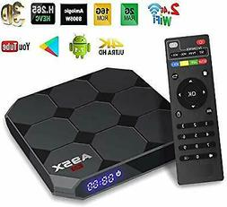 A95X R2 Android 7.1 4K TV Box 2GB 16GB HD 3D WIFI AMLOGIC S9
