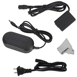 Fomito AC-PW20 AC Power Supply Adapter + DC Coupler  for SON