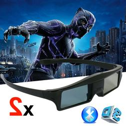 Active 3D Glasses Blue-tooth for Epson/Samsung/Sharp 3D Tvs