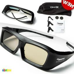 XPAND Active IR 3D Glasses X103-P2-G1 for Panasonic TV's w/