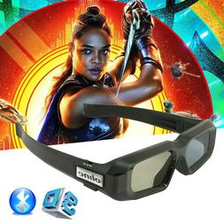 Active Shutter 3D Glasses Bluetooth for Epson Samsung/Sony 3