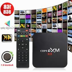Affordable MXQ PRO Smart TV Box Quad Cor