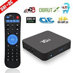 TV Box Android 7.1 3GB RAM 16GB ROM, U2C X Turbo Android Box