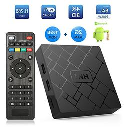 Android 7.1 TV Box - LIVEBOX HK1 2018 Version Android TV Box