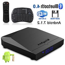 Kingbox Android TV Box, K3 Android 7.1 Box with Amlogic S912