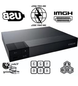 Sony - BDPS1700 Streaming Blu Ray Player - Dvd -Black - ***F